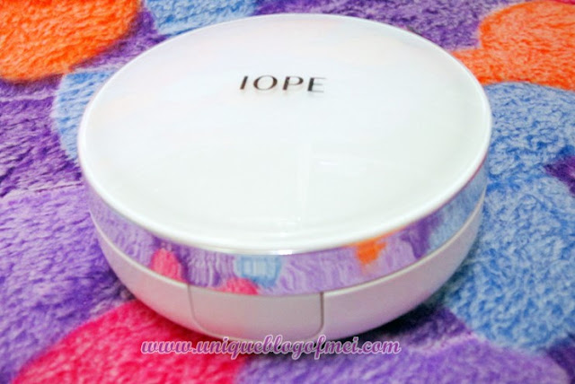 IOPE Air Cushion XP C23 Review 4