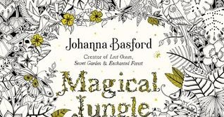 No More Grumpy Bookseller Magical Jungle By Johanna Basford