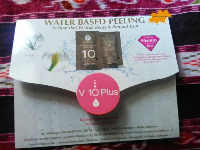 V10 Plus Water Based Peeling