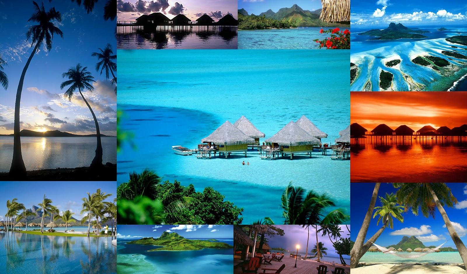 PZ C: Bora Bora Island