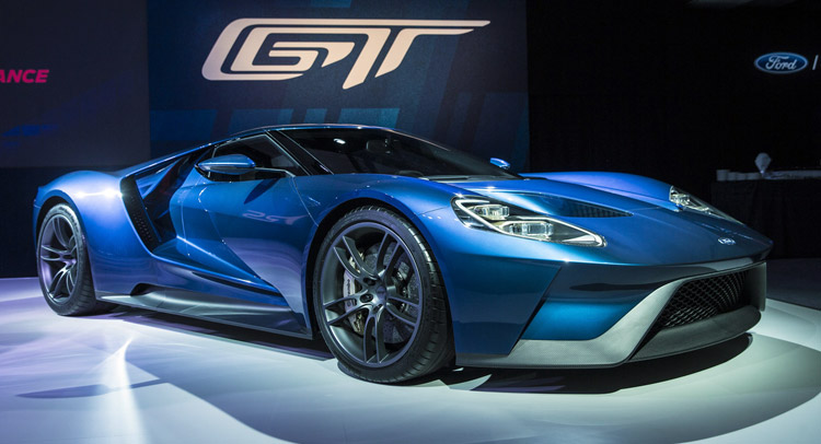 2016 Ford Gt S Annual Production Limited To 250 Units