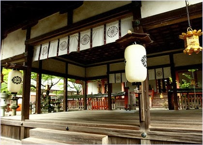 ศาลเจ้าทามูเคะยามะ (Tamukeyama Hachimangu Shrine)