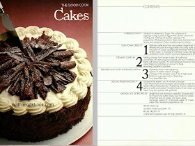CAKES - The Good Cook Techniques & Recipes