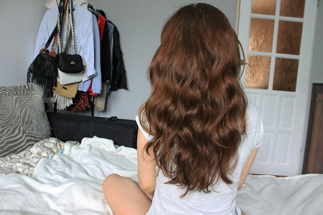 Mój sposób na obcięcie włosów na całej długości – NIESAMOWITA GŁADKOŚĆ