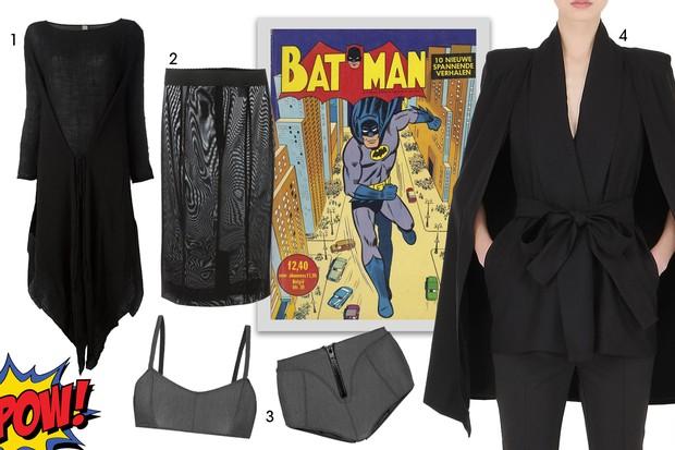 Batman vs Superman - A Origem da Justiça: Guia de compras inspirado nos dois super-heróis