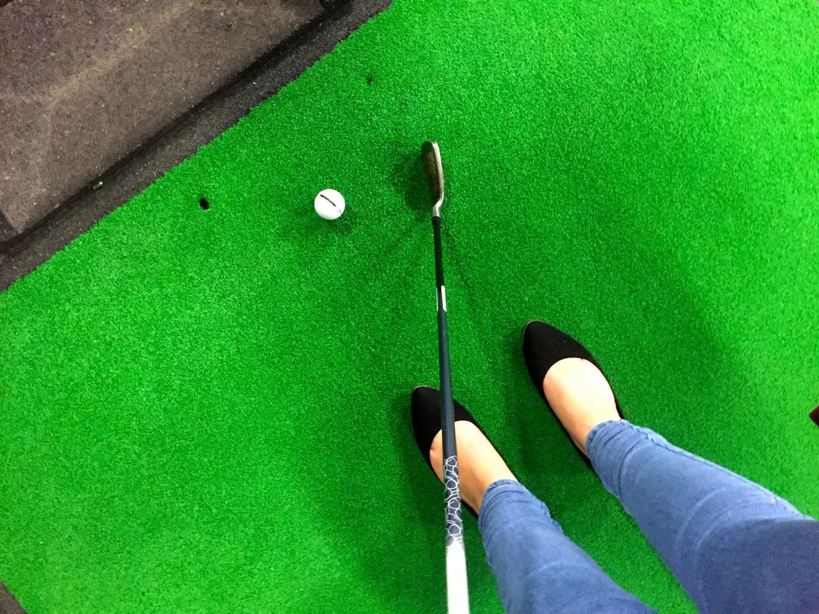#GolfWithMonarch