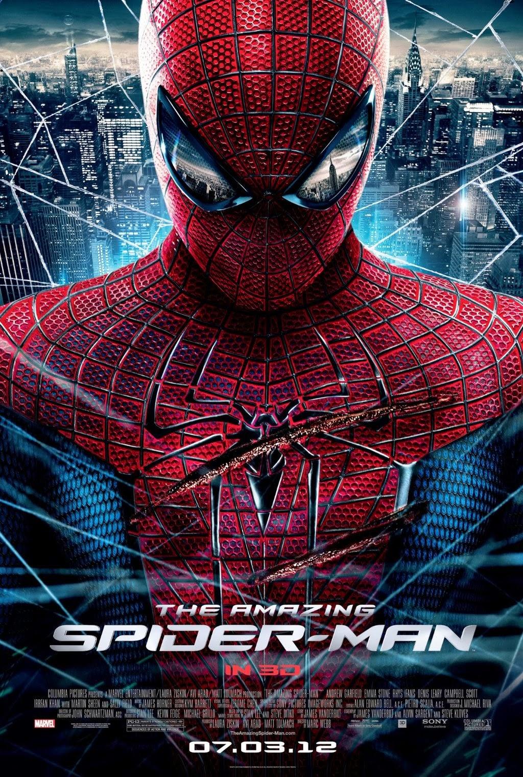 The Amazing Spider Man 1 ดิ อะเมซิ่ง สไปเดอร์แมน [HD][พากย์ไทย]