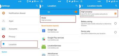 Trik Membuat GPS Android Lebih Akurat