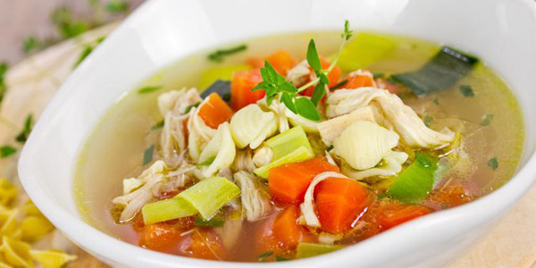 Resep Sup Ayam Kampung Paling Simpel