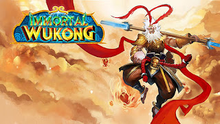 Immortal Wukong V1.0.7 MOD Apk ( High Damage )