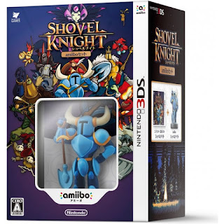 [3DS] Shovel Knight [ショベルナイト] (JPN) rom  Download