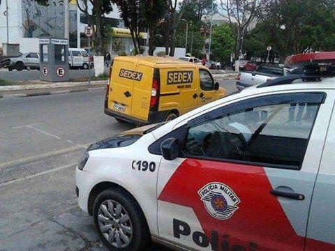 POLÍCIA MILITAR CONTA A COLABORAÇÃO DA POPULAÇÃO PARA PRENDER CRIMINOSOS QUE EFETUARAM ROUBO EM MIRACATU