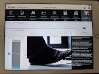 Virtual Technician piano pedals pic