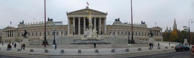 Parlamento de Austria y poder legislativo