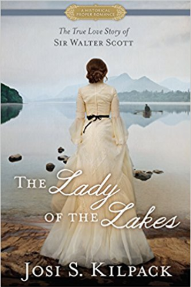 Book review—The Lady of the Lakes by Josi Kilpack