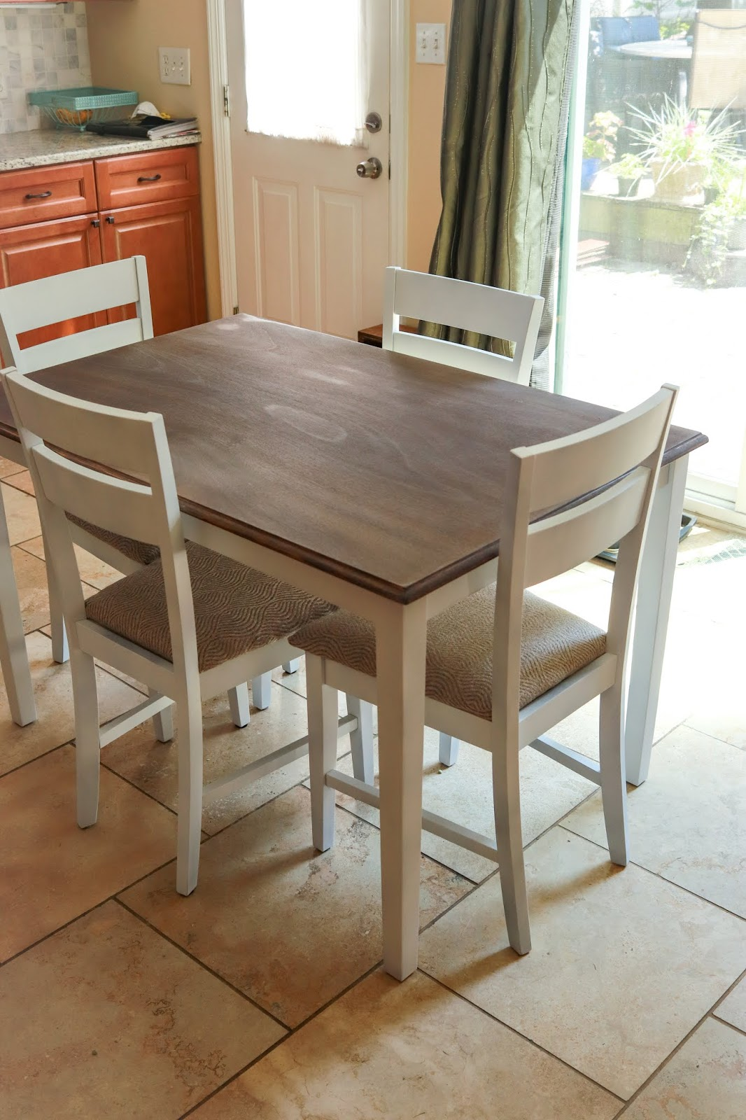 Refurbished Kitchen Table 6 Seat Beautifully Candid How We Refinished Our Farmhouse Diy
