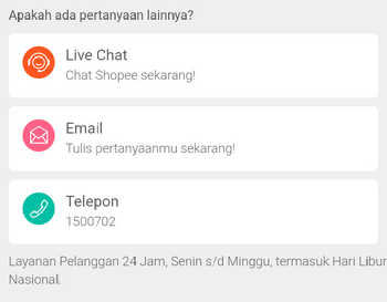 Call Center Shopee Gratis Pulsa 24 Jam Terbaru 2020 Cbbdblog Net