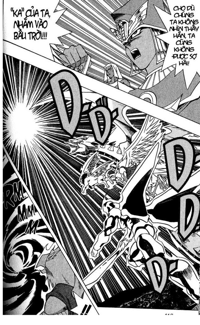 YUGI-OH! chap 302 - ambush!! assault!! trang 16