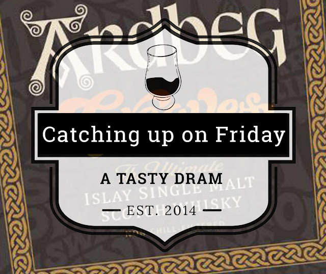 A Tast Dram Catching up on Friday (22 September 2017)