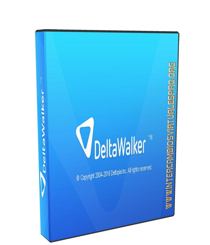 Deltopia DeltaWalker Pro v2.3.0.201603131208 poster box cover