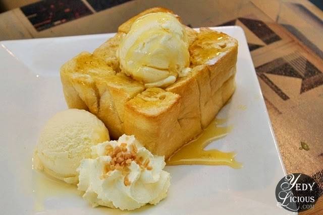 Original Shibuya Honey Toast