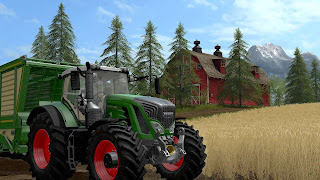 FARMING SIMULATOR 17 pc game wallpapers|images|screenshots