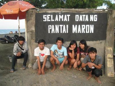 Tempat Wisata Pantai Maron Semarang 2