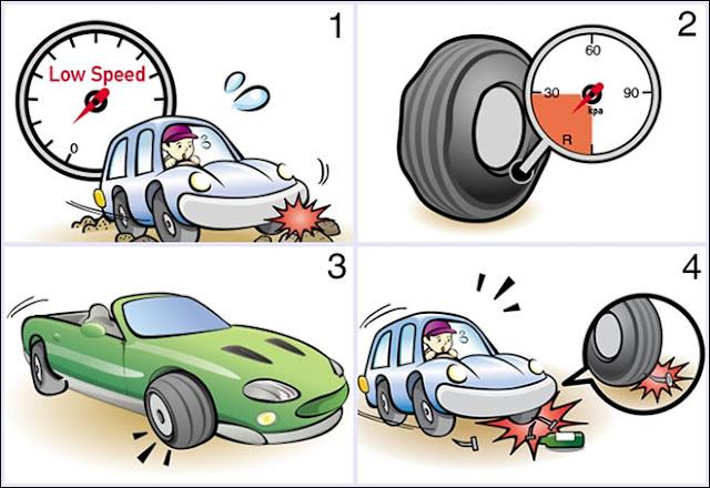 Một số nguyên nhân khác dễ dẫn đến hiện tượng phú lốp