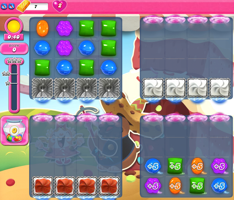 Candy Crush Saga 1644