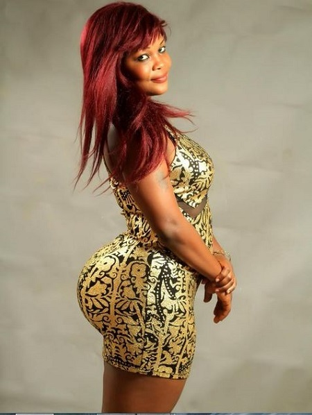 Kai! Meet Ella Martins, the Lady With the Biggest Bum in Her Country (Photos)