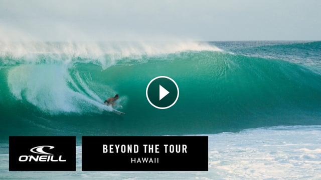 Jordy Smith Beyond The Tour Hawaii O Neill