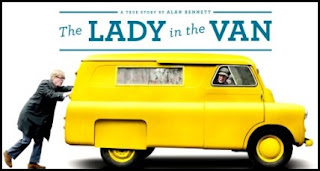 Imagen promocional de The Lady in the Van (2015)