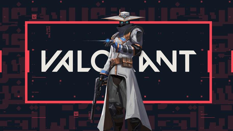 Valorant, Cypher, 4K, #5.2353