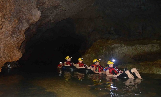 Paket River Tubing Goa Lanang