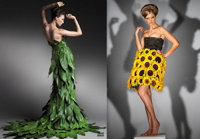 Latest Floral Fashion Trends & Flowers Dresses