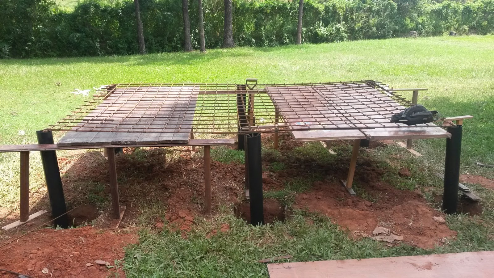 tischtennisplatte selber bauen swalif. Black Bedroom Furniture Sets. Home Design Ideas