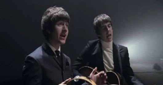 The Changing Face of The Last Shadow Puppets.