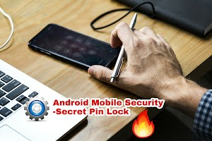 Android Phone Security Setting  Secret Windows pin lock (#Trick)