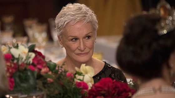 Glenn Close (A Esposa) - filme