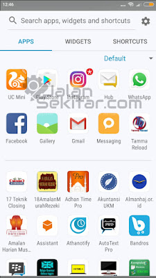 BlackBerry Launcher: Tampilan Android Seperti Blackberry