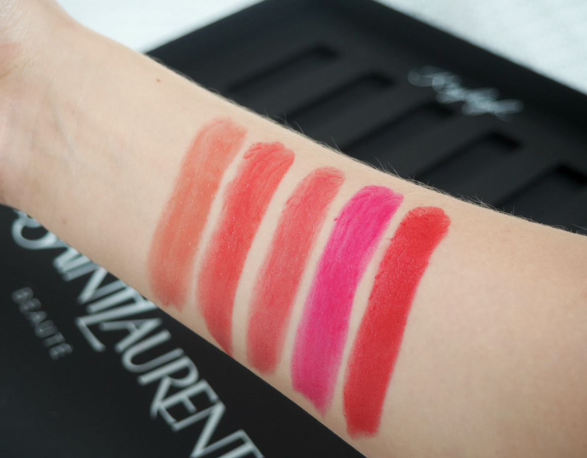 Ysl Rouge Pur Couture The Mats Lipsticks Couture Girl