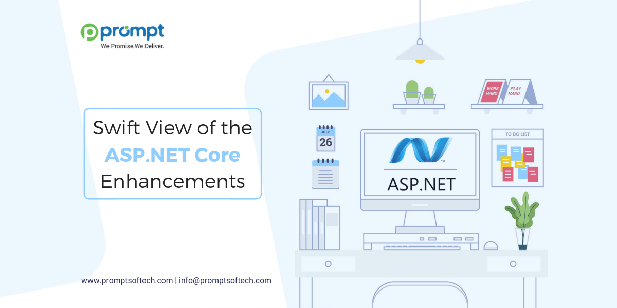 Swift View of the ASP.NET Core Enhancements
