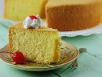 Resep Sponge Cake Dasar Super Lembut Mudah Dibuat No Ribet