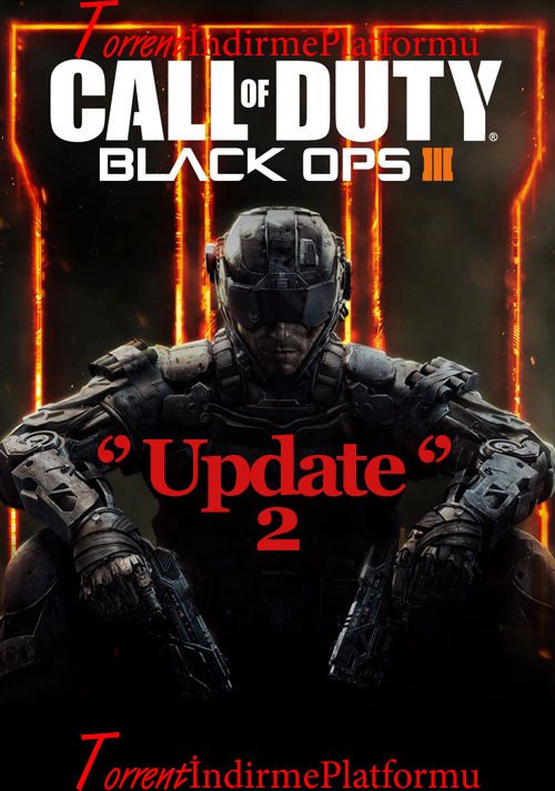 Call of duty black ops 3 Update 2 torrent indir
