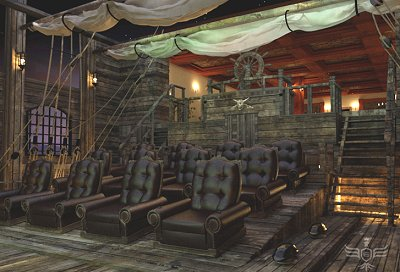 out of this world themed movie rooms