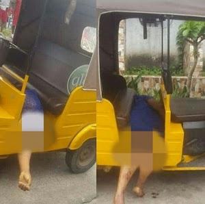 SHOCKING! Pregnant Woman Killed In Shocking Keke Accident (Photos)