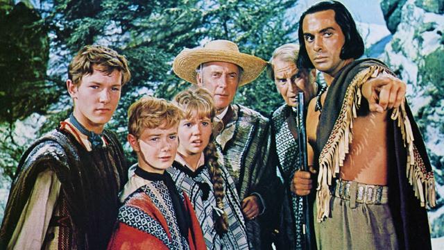 Τα Παιδιά του Πλοιάρχου Γκραντ (1962)
