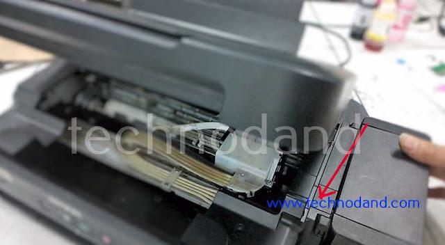 Printer Epson L220 error