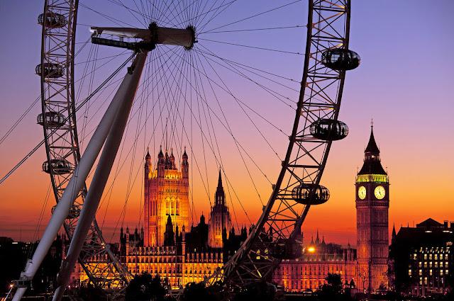 Kaupunki tapetti London Valokuvatapetti Lontoo maisematapetti