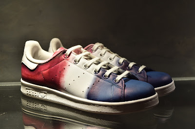 drapeau, patine, stan smith, patine stan smith, patine paulus bolten